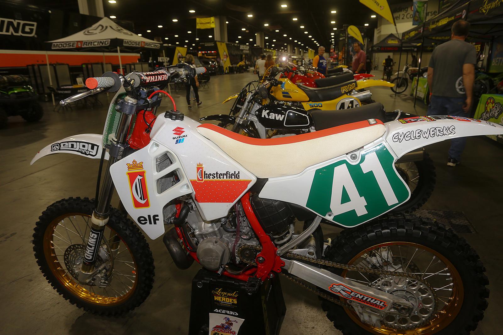 Legends and Heroes - Vital MX Pit Bits: Atlanta - Motocross Pictures - Vital MX