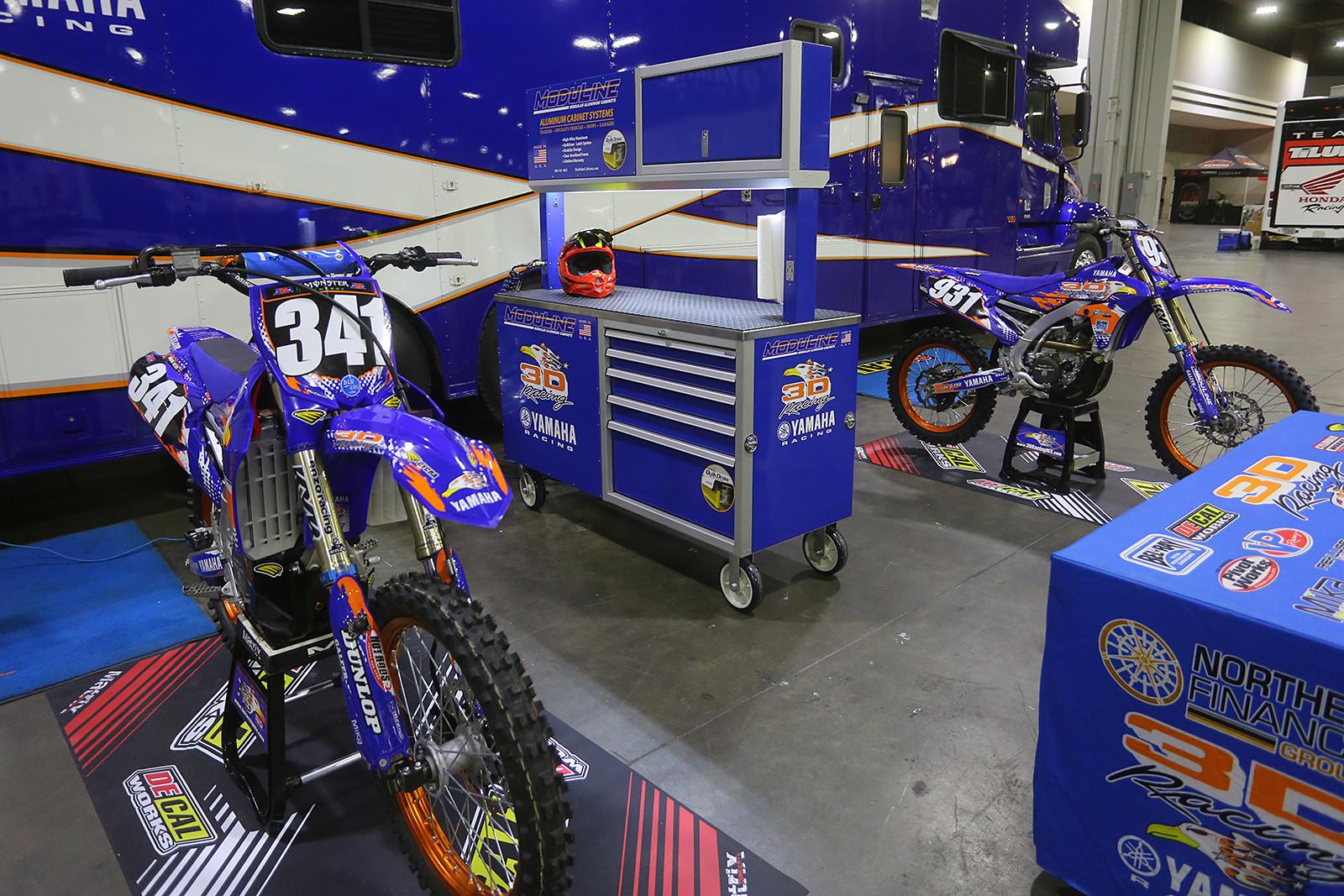 3D Racing - Vital MX Pit Bits: Atlanta - Motocross Pictures - Vital MX