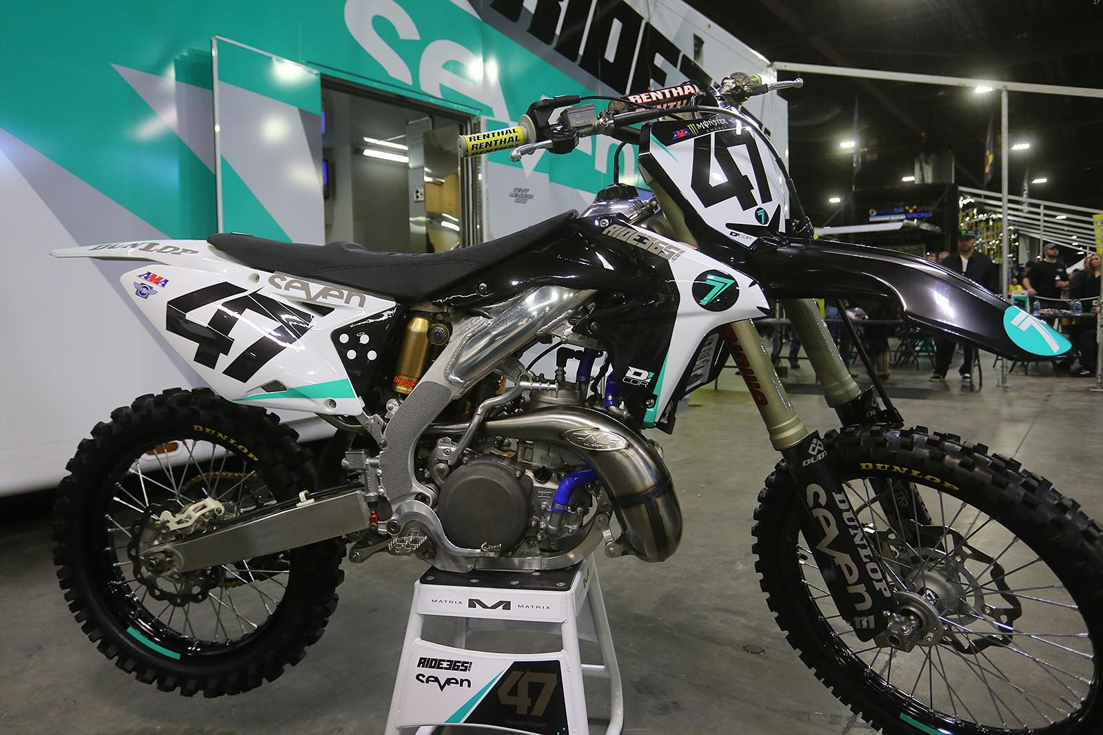 Malcolm Stewart - Vital MX Pit Bits: Atlanta - Motocross Pictures - Vital MX