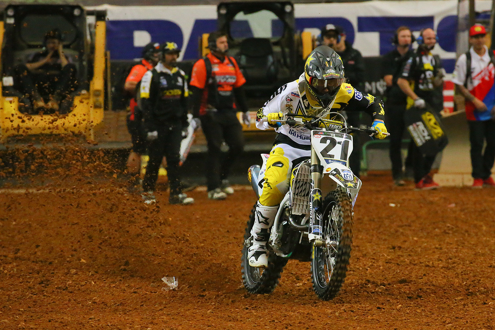 Jason Anderson - Vital MX Pit Bits: Atlanta - Motocross Pictures - Vital MX