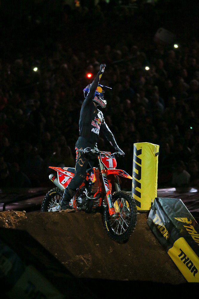 Ryan Dungey - Photo Blast: Atlanta Supercross - Motocross Pictures - Vital MX