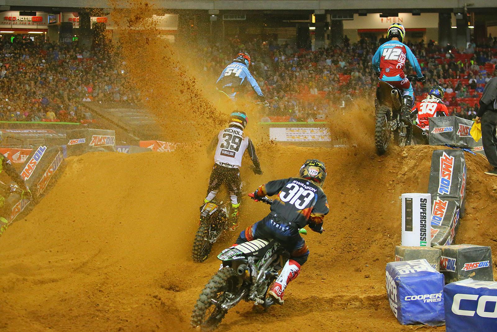 Night of 1000 roosts - Photo Blast: Atlanta Supercross - Motocross Pictures - Vital MX