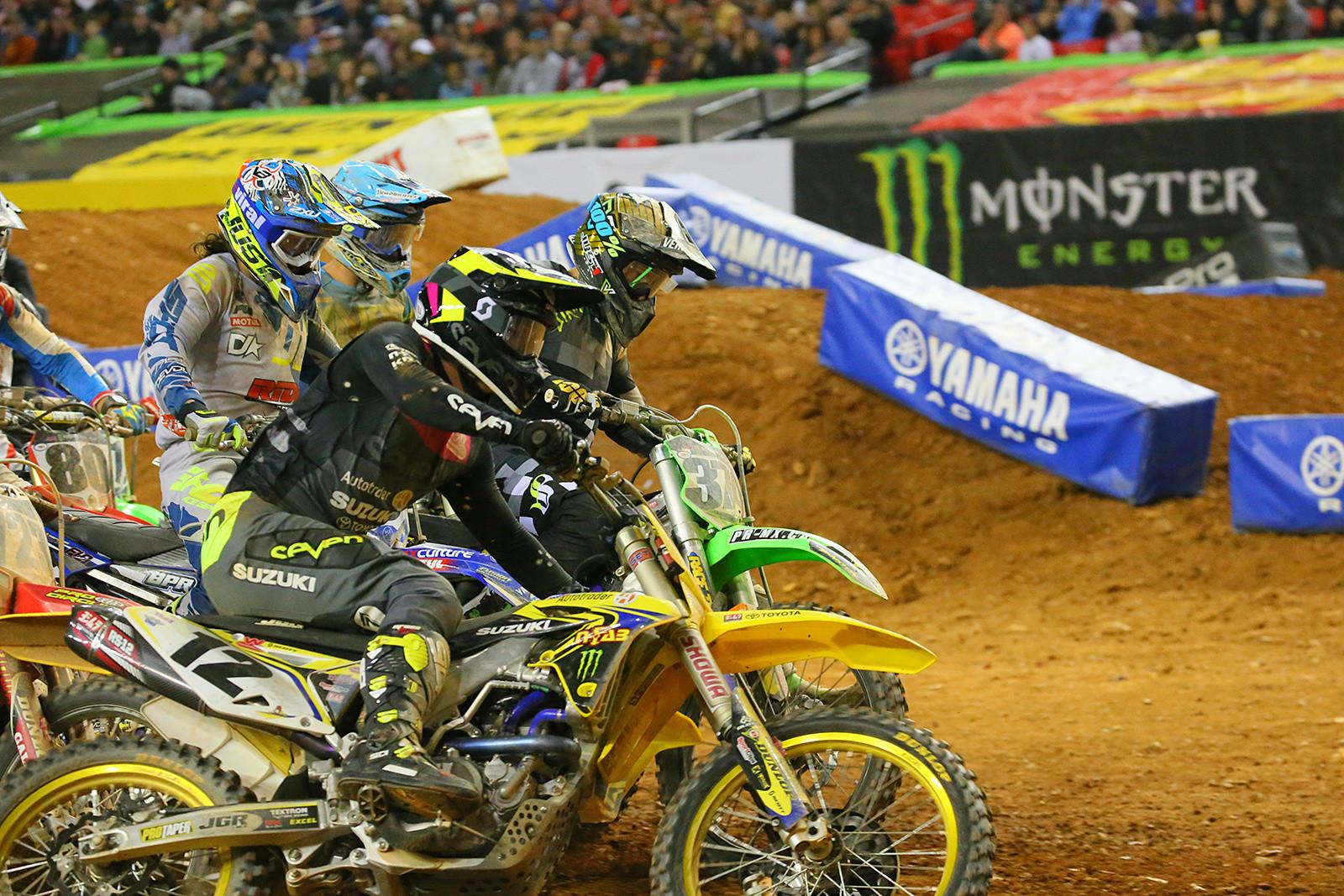 Jake Weimer - Photo Blast: Atlanta Supercross - Motocross Pictures - Vital MX