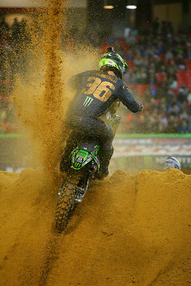 Adam Cianciarulo - Photo Blast: Atlanta Supercross - Motocross Pictures - Vital MX