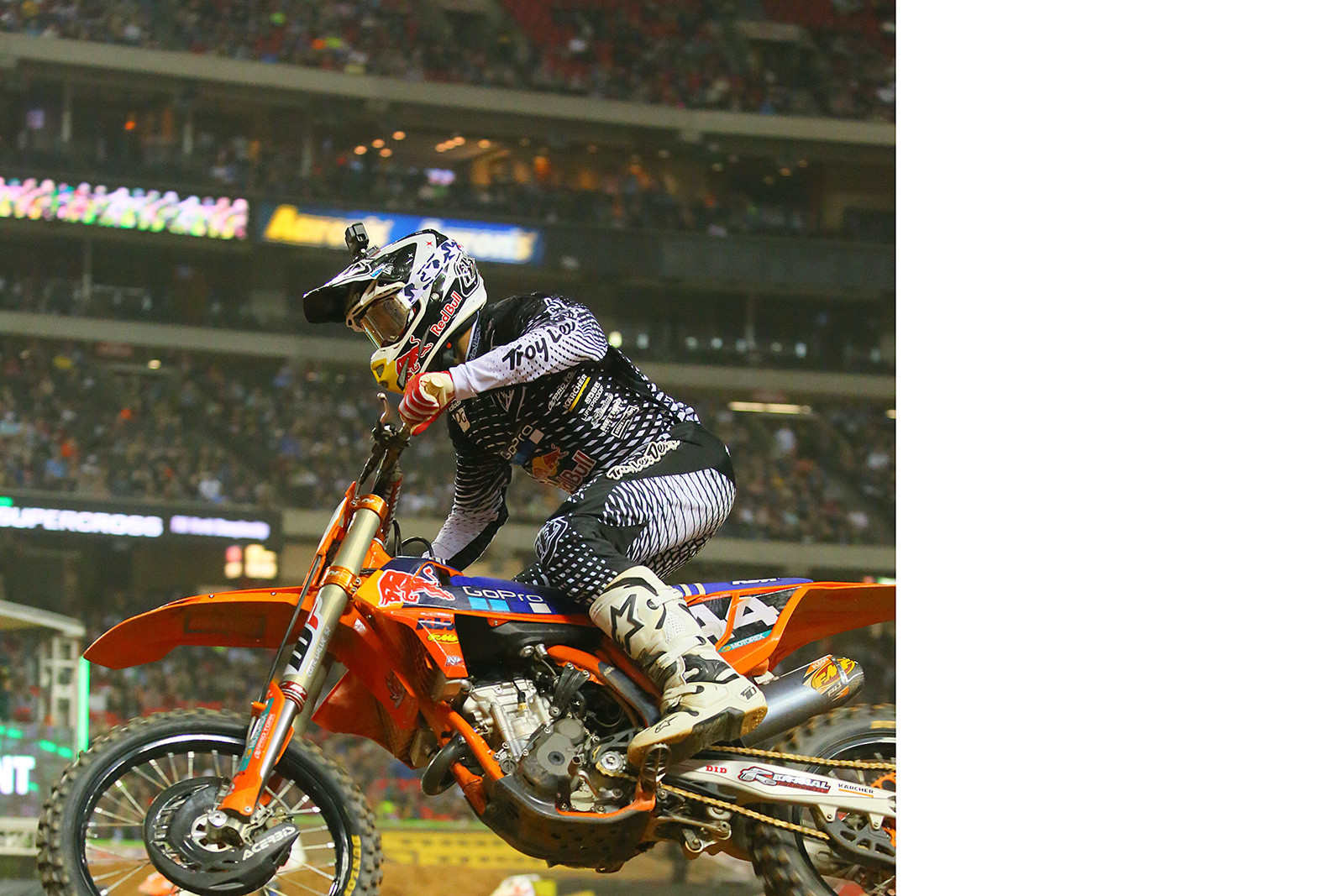 Jordon Smith - Photo Blast: Atlanta Supercross - Motocross Pictures - Vital MX