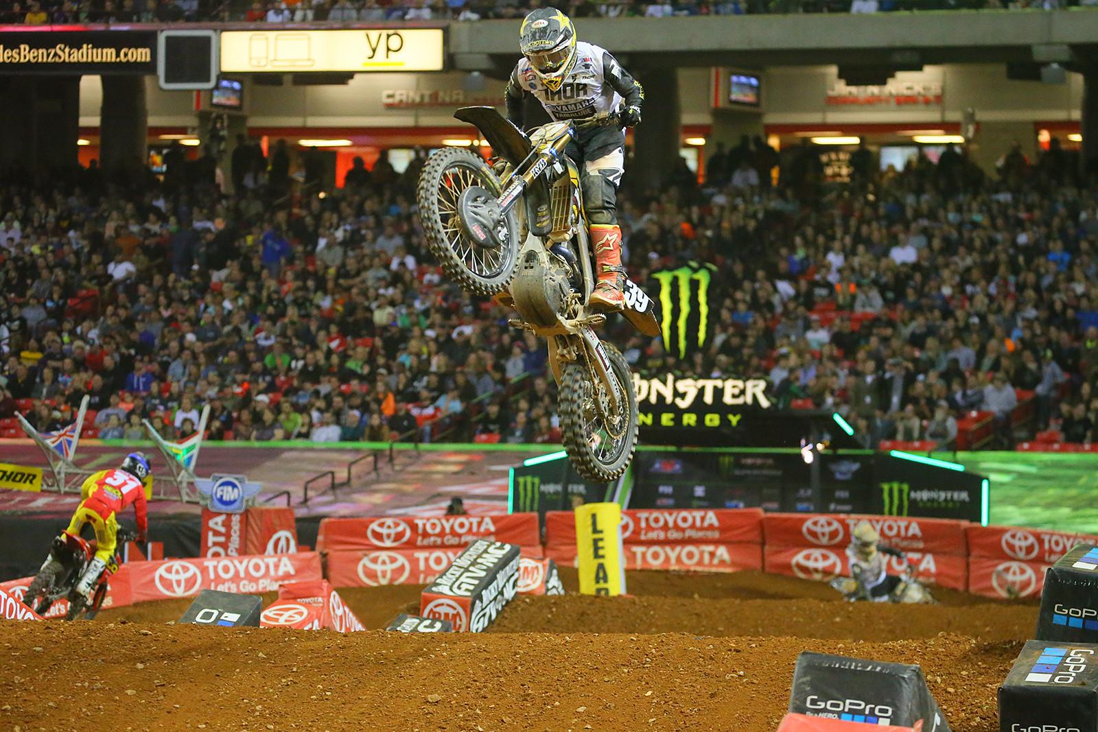Colt Nichols - Photo Blast: Atlanta Supercross - Motocross Pictures - Vital MX