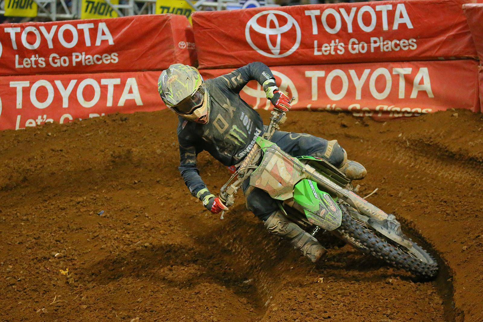 Joey Savatgy - Photo Blast: Atlanta Supercross - Motocross Pictures - Vital MX