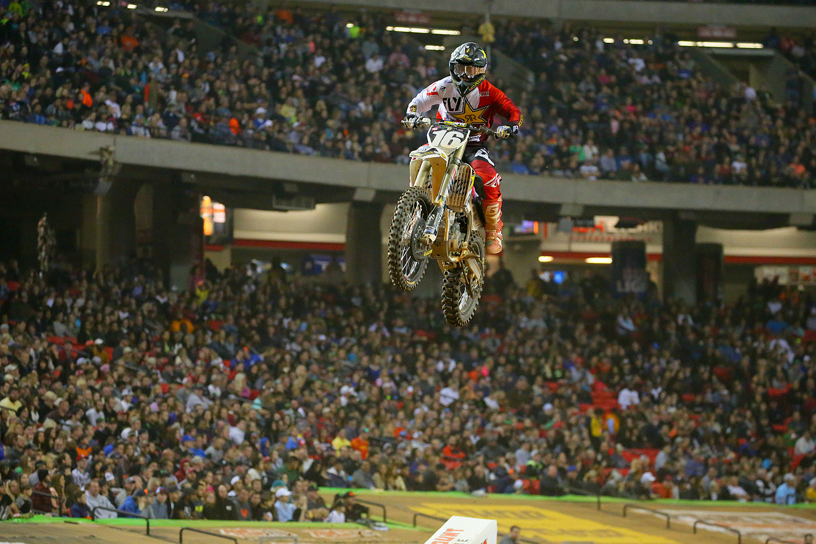 Zach Osborne - Photo Blast: Atlanta Supercross - Motocross Pictures - Vital MX