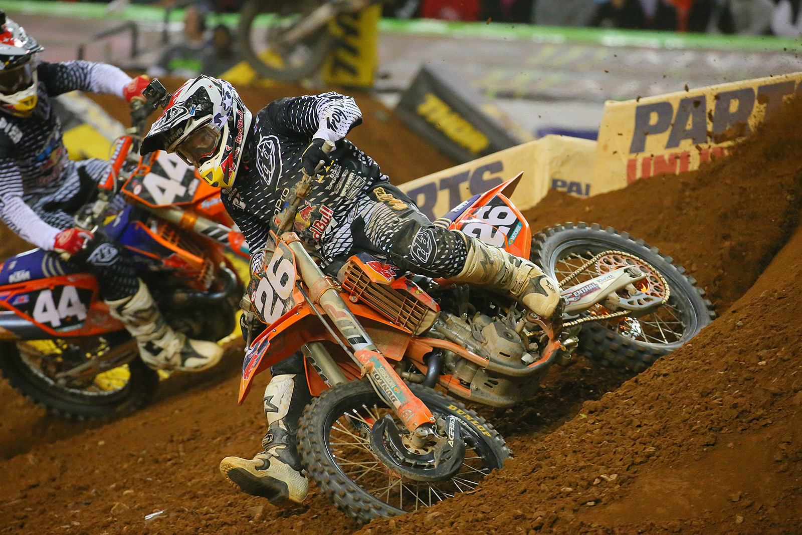 Alex Martin and Jordon Smith - Photo Blast: Atlanta Supercross - Motocross Pictures - Vital MX