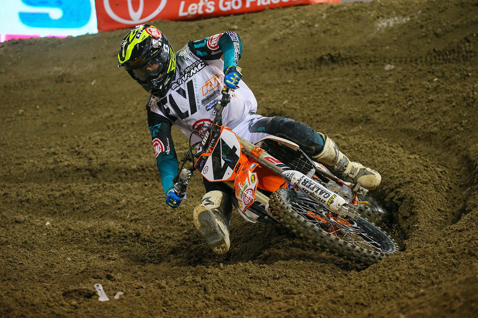 Blake Baggett - Vital MX Pit Bits: Toronto - Motocross Pictures - Vital MX