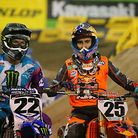 Chad Reed and Marvin Musquin