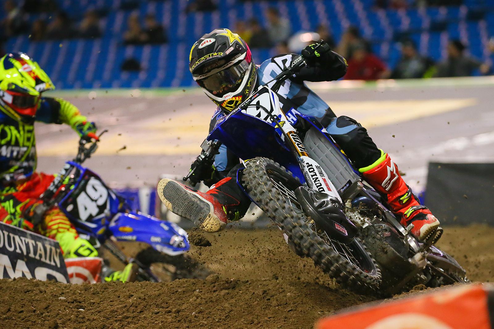 Colt Nichols - Vital MX Pit Bits: Toronto - Motocross Pictures - Vital MX