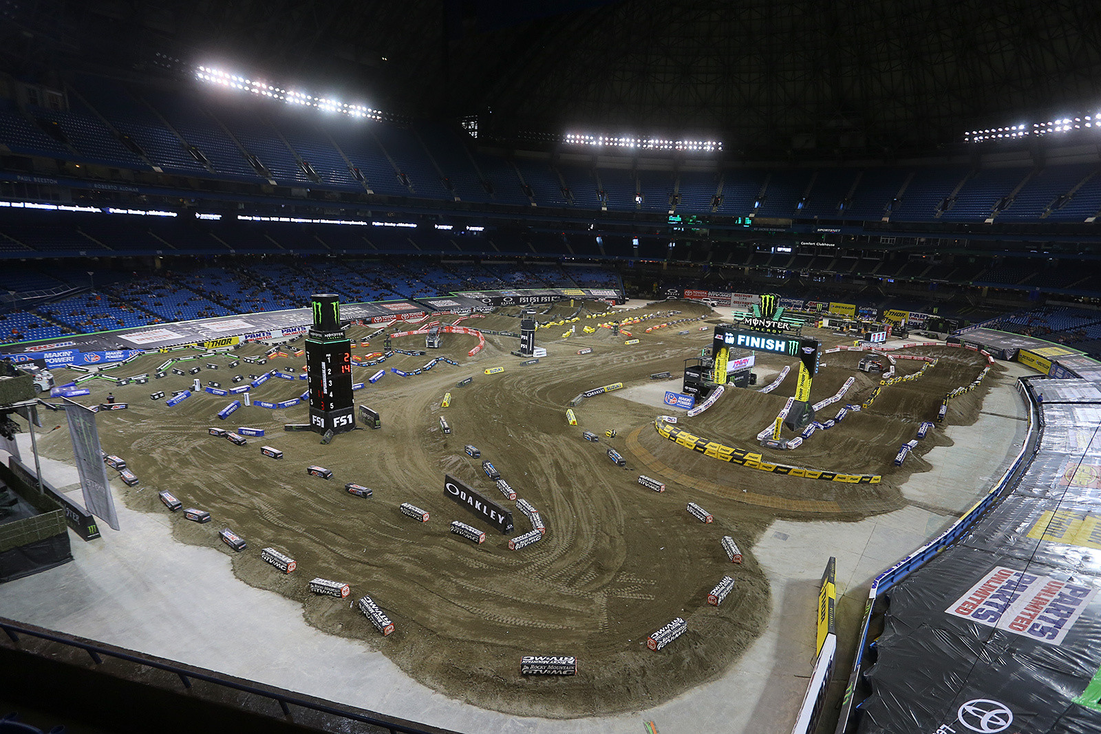 Vital MX Pit Bits: Toronto - Vital MX Pit Bits: Toronto - Motocross Pictures - Vital MX