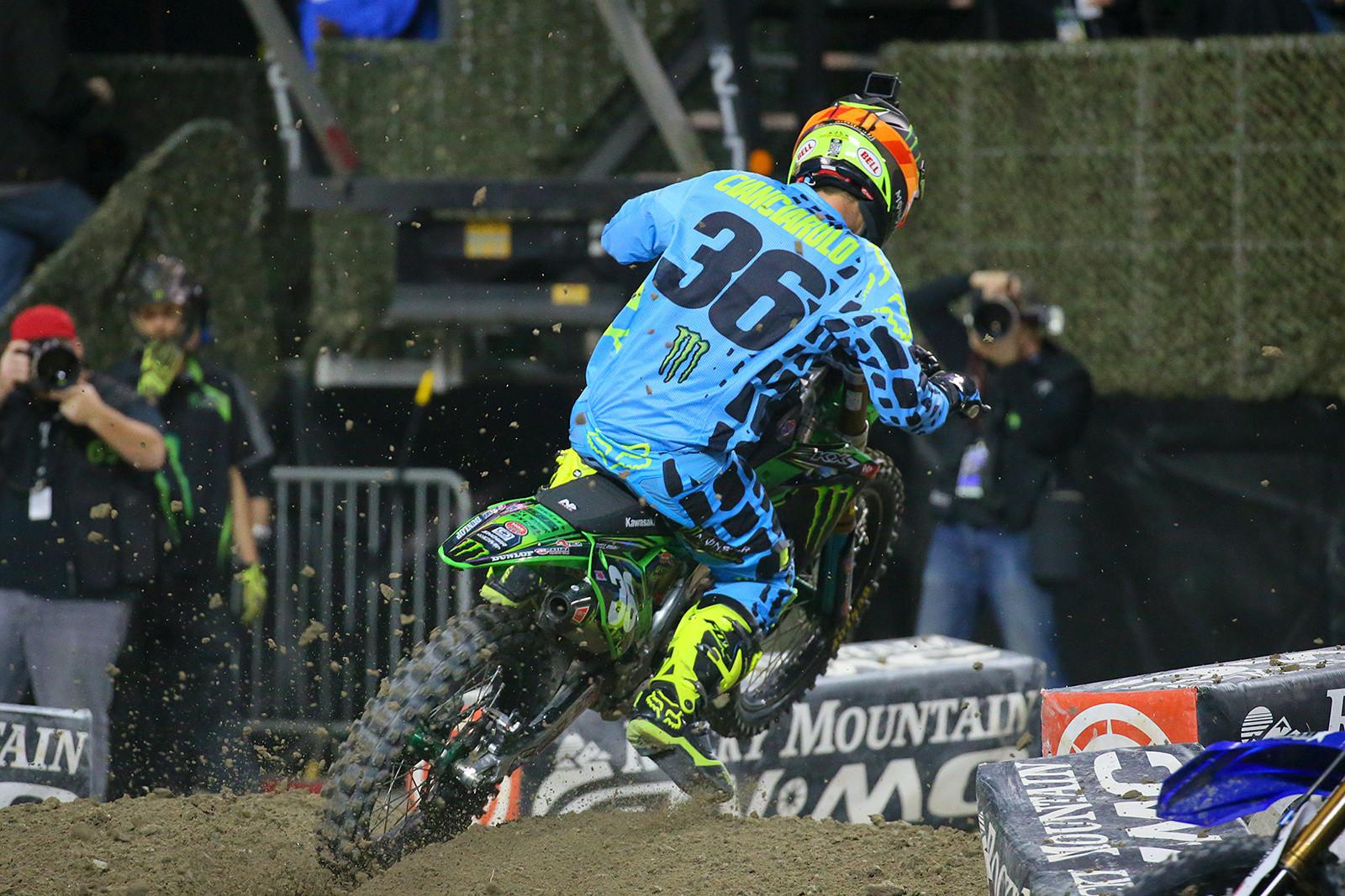 Adam Cianciarulo - Photo Blast: Toronto - Motocross Pictures - Vital MX