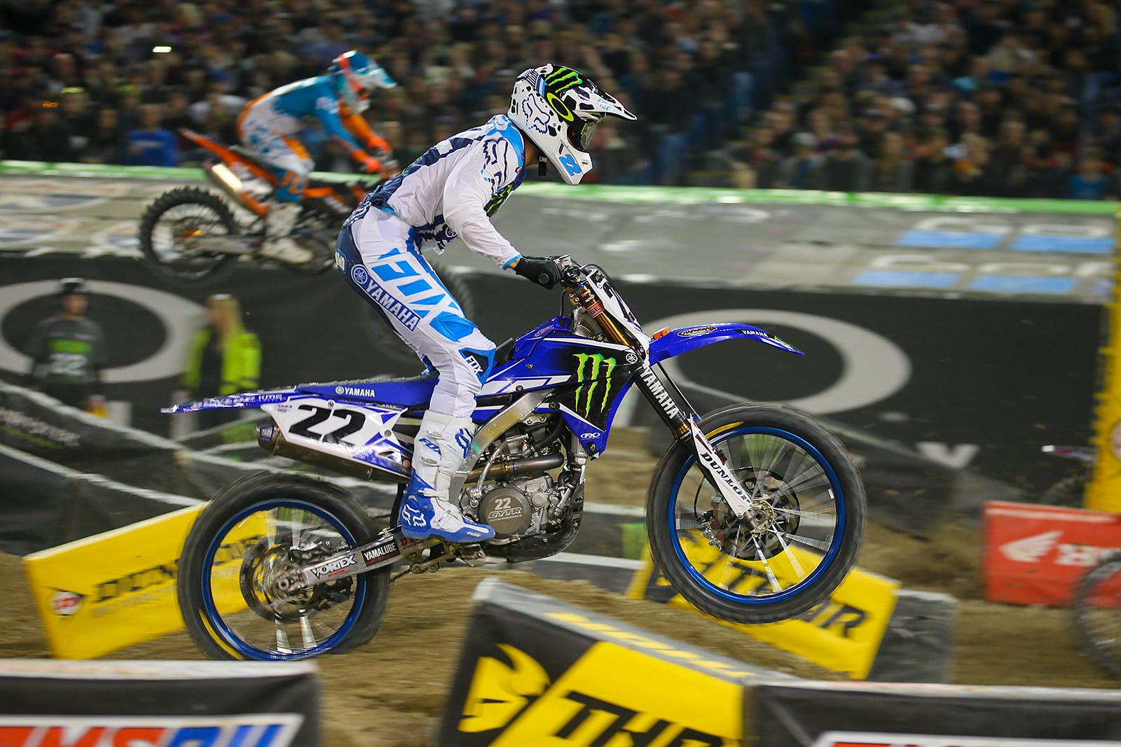 Chad Reed - Photo Blast: Toronto - Motocross Pictures - Vital MX