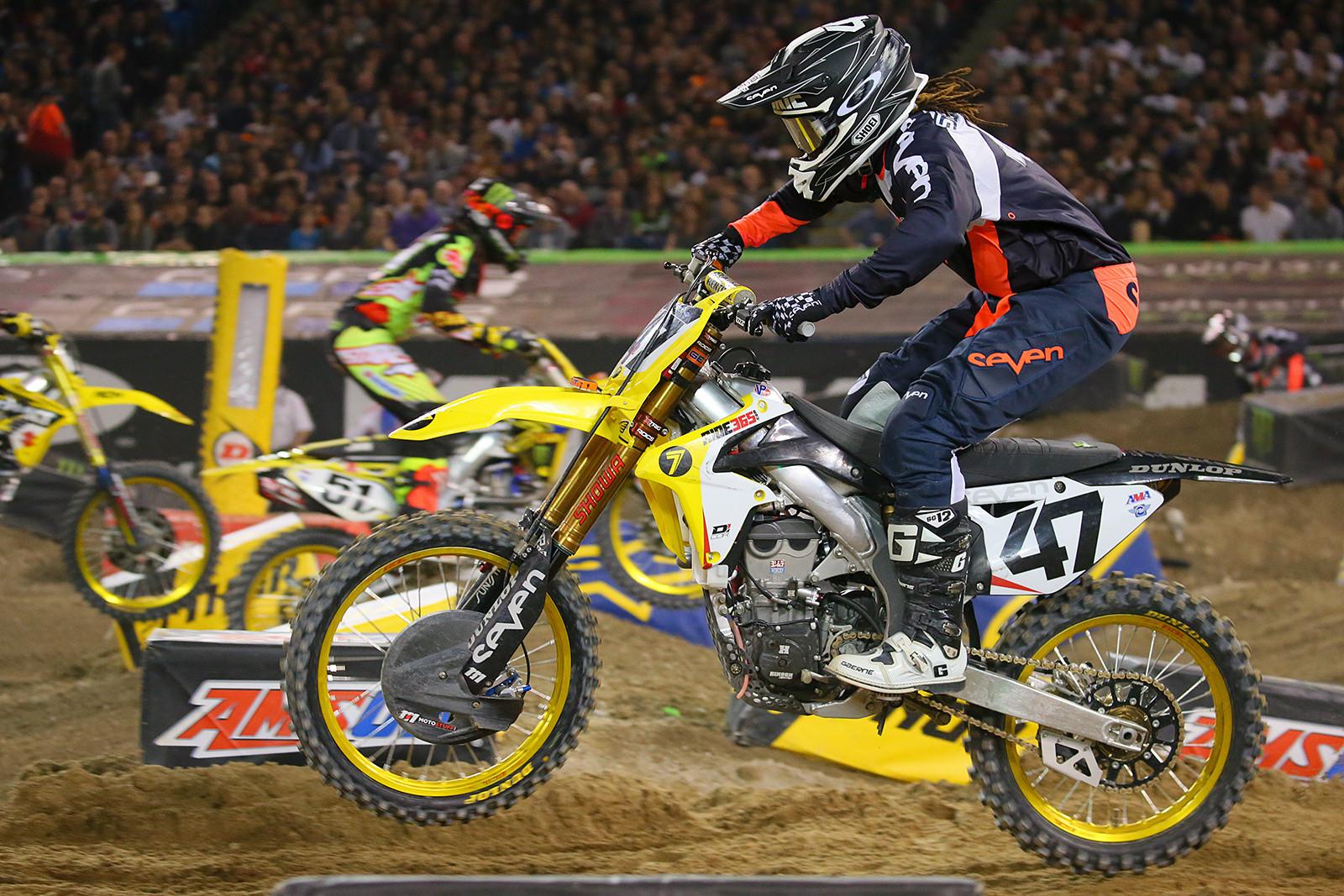 Malcolm Stewart - Photo Blast: Toronto - Motocross Pictures - Vital MX