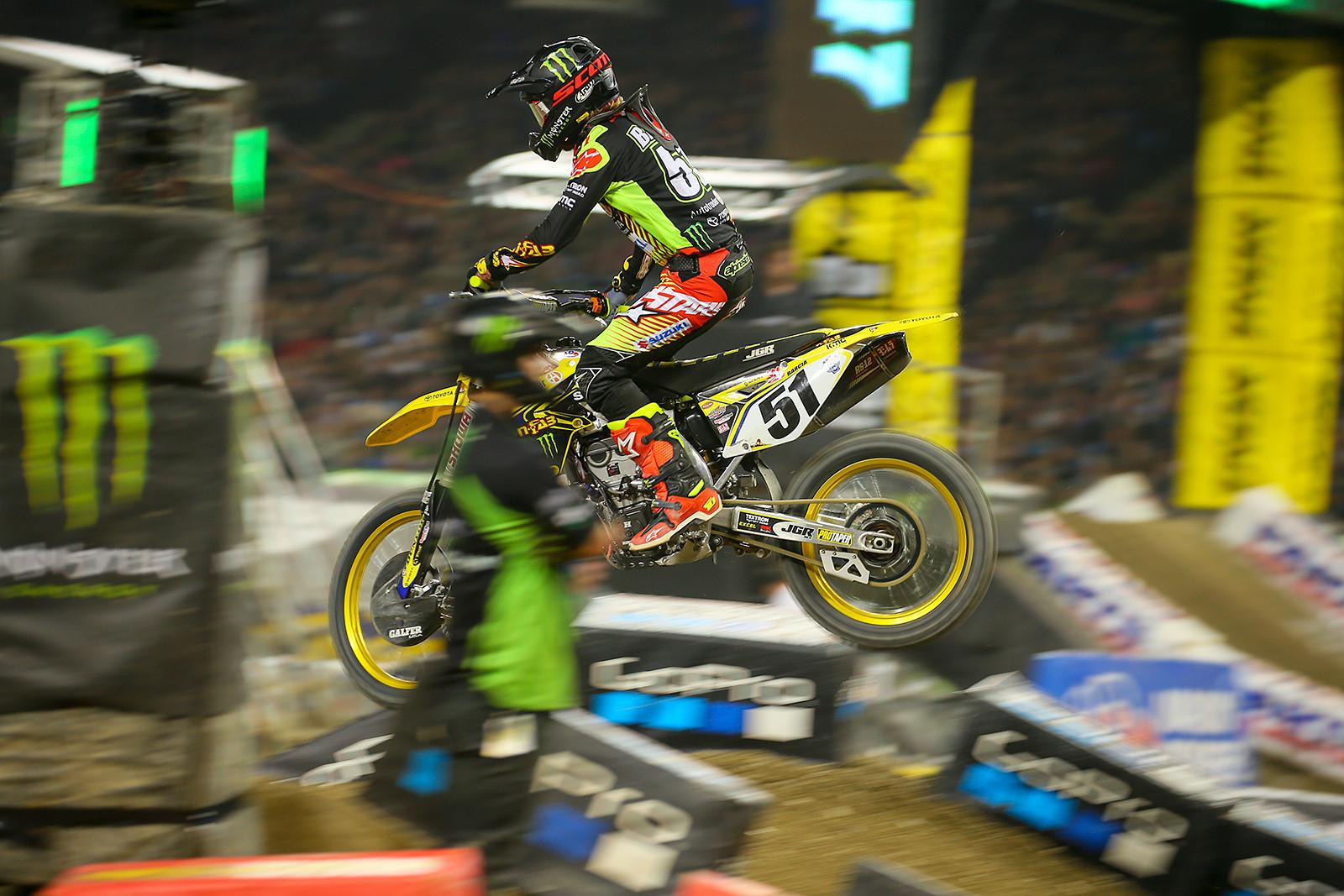 Justin Barcia - Photo Blast: Toronto - Motocross Pictures - Vital MX