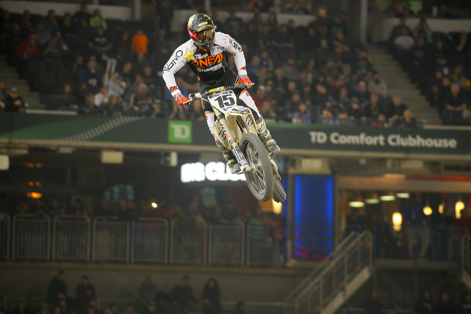 Dean Wilson - Photo Blast: Toronto - Motocross Pictures - Vital MX