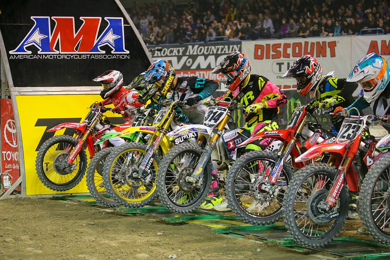 450 LCQ - Photo Blast: Toronto - Motocross Pictures - Vital MX