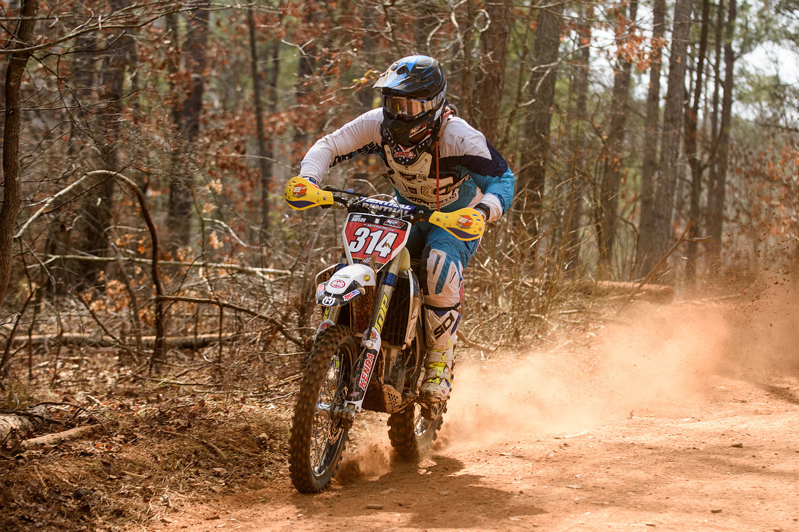Grant Baylor - Big Buck GNCC - Motocross Pictures - Vital MX