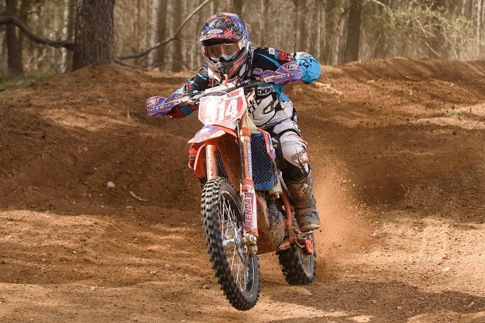 Steward Baylor - Big Buck GNCC - Motocross Pictures - Vital MX