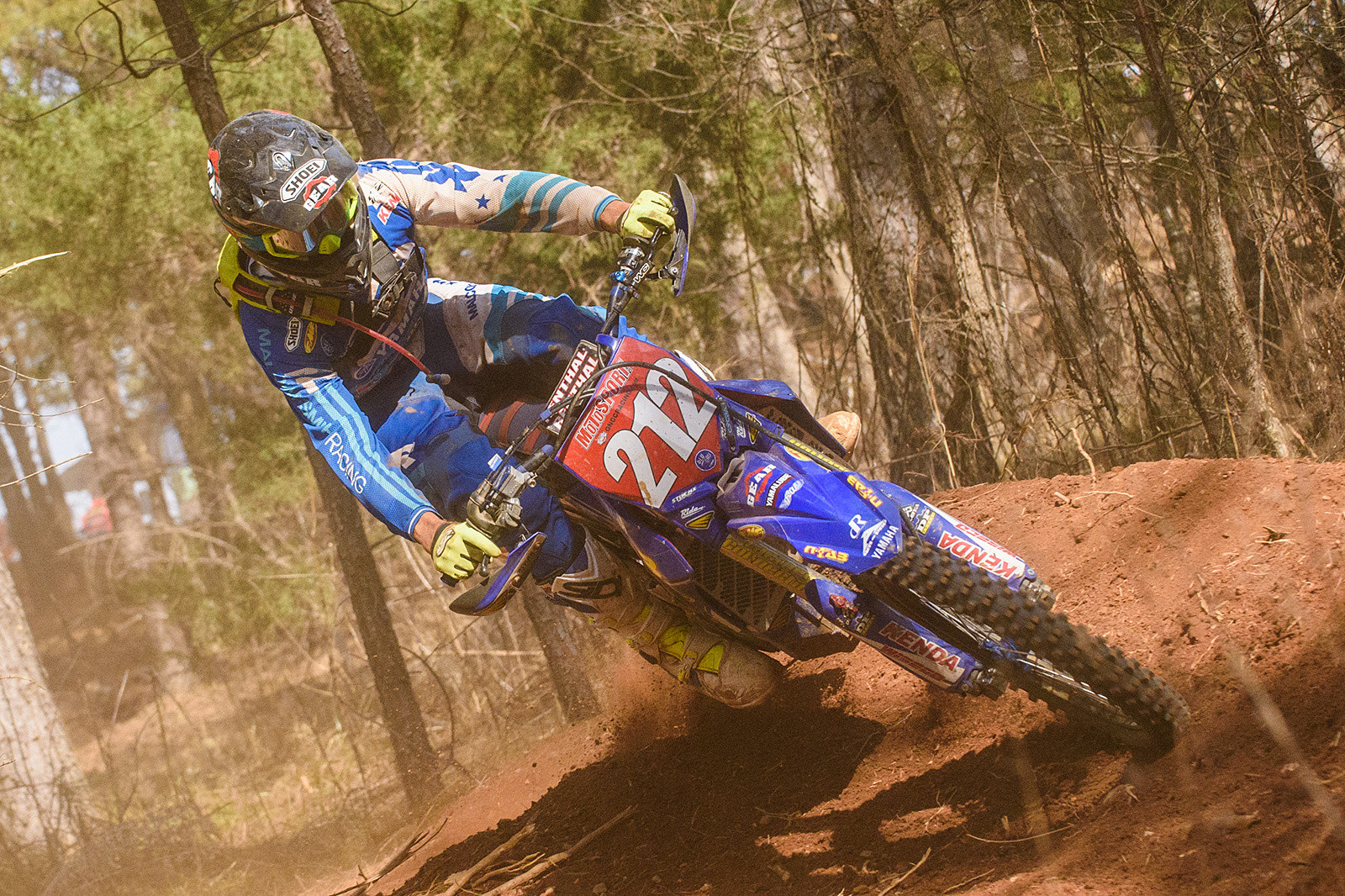 Ricky Russell - Big Buck GNCC - Motocross Pictures - Vital MX