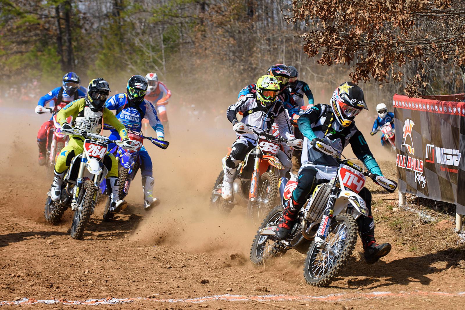 Josh Strang - Big Buck GNCC - Motocross Pictures - Vital MX