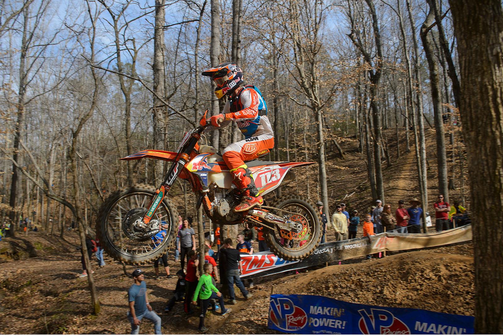 Russell Bobbitt - Big Buck GNCC - Motocross Pictures - Vital MX