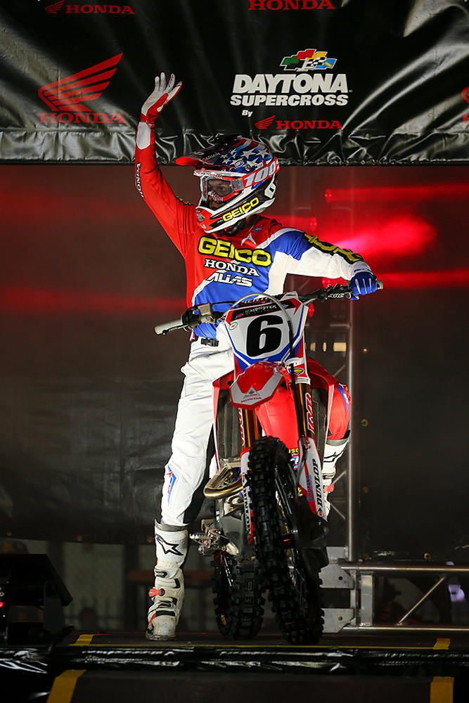 Photo Blast from Daytona, and Jeremy Martin - Photo Blast: Daytona - Motocross Pictures - Vital MX