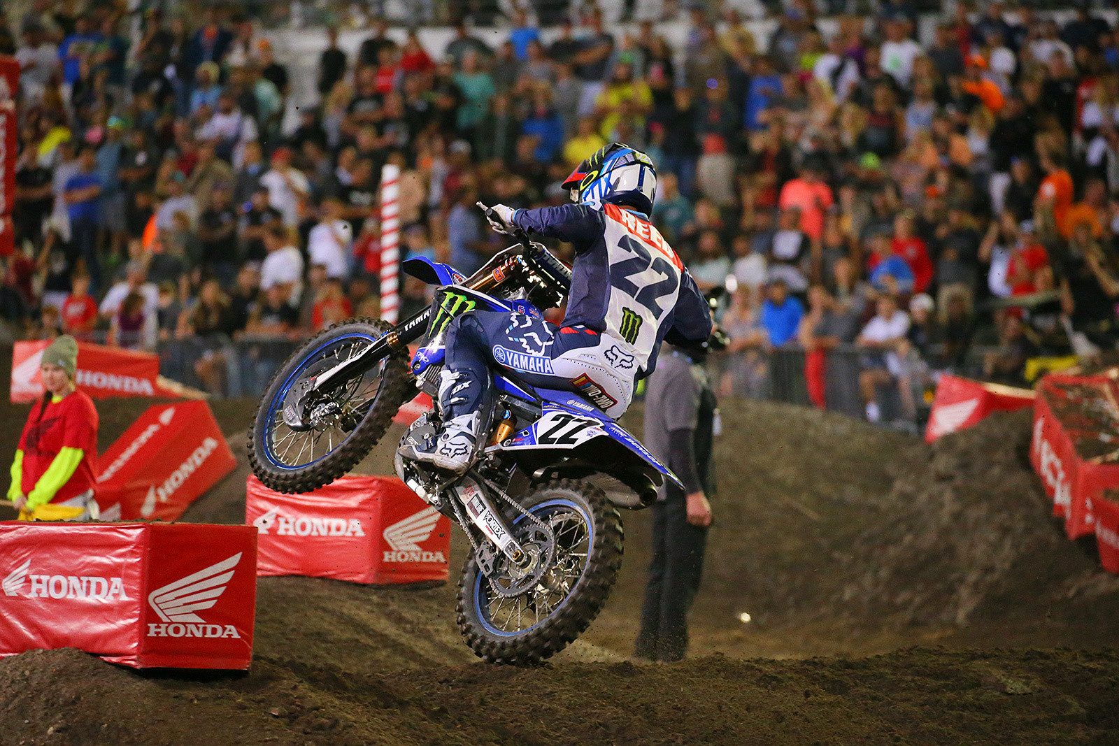 Chad Reed - Photo Blast: Daytona - Motocross Pictures - Vital MX