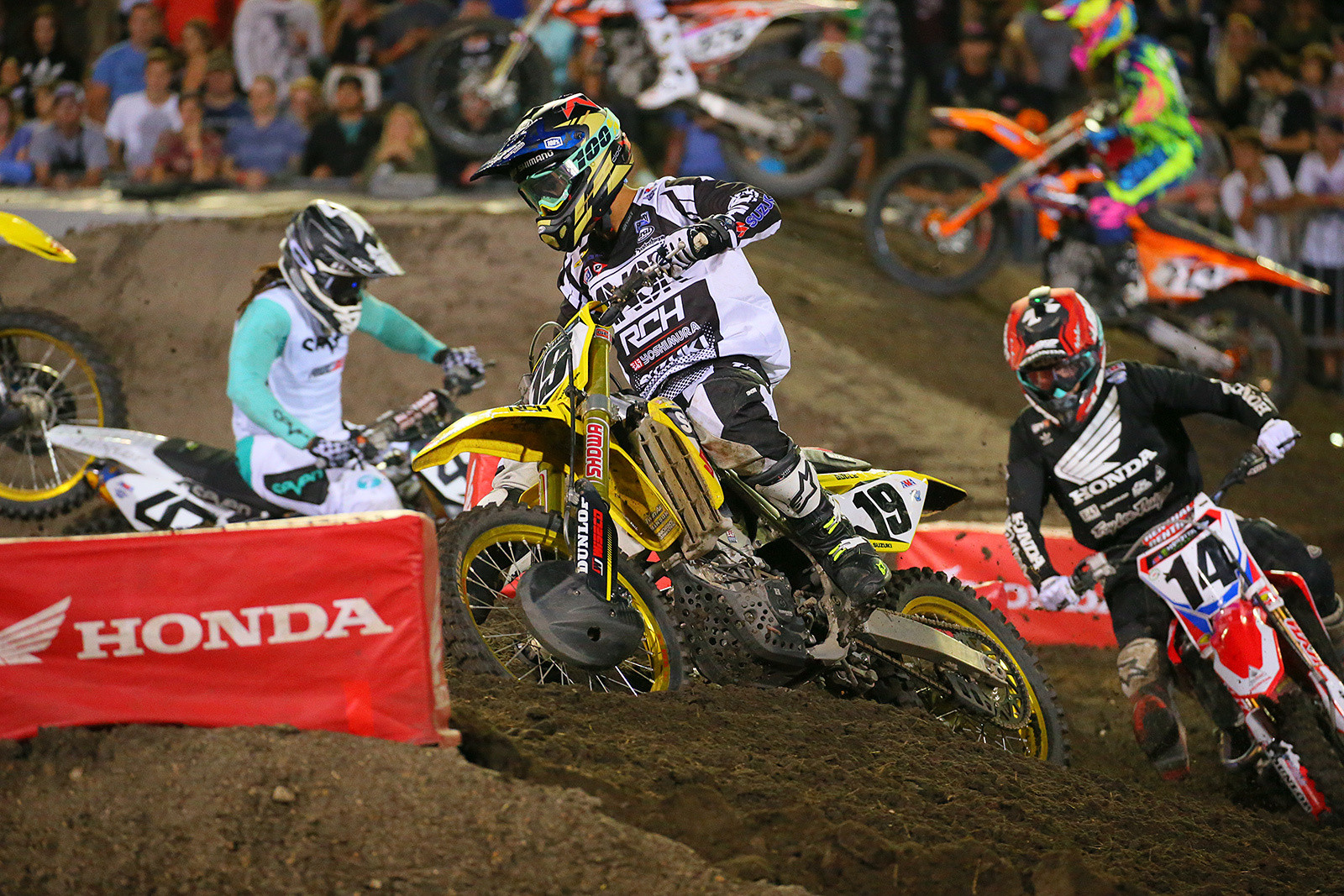 450 Semi 2 - Photo Blast: Daytona - Motocross Pictures - Vital MX