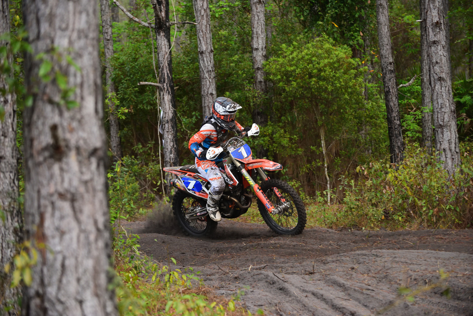 Becca Sheets - Wild Boar GNCC - Motocross Pictures - Vital MX