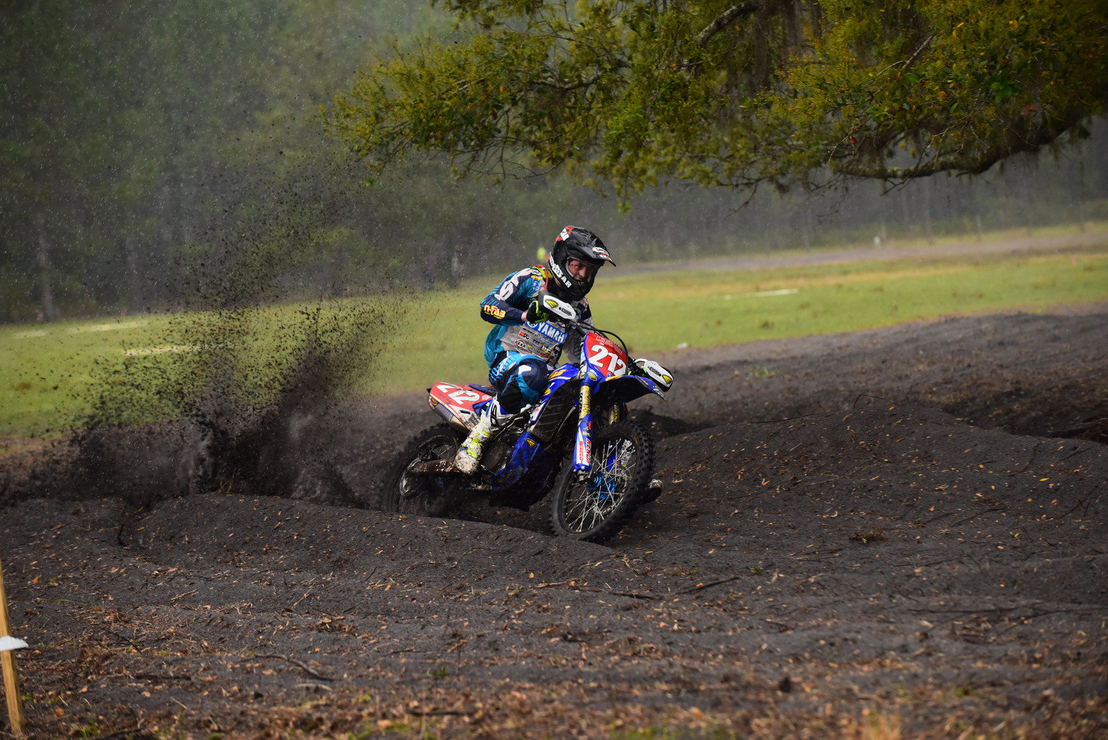 Ricky Russell - Wild Boar GNCC - Motocross Pictures - Vital MX