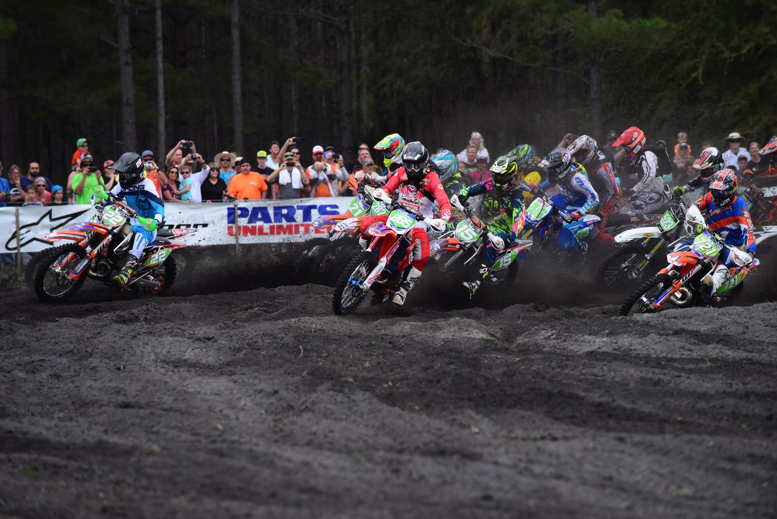 Drew Higgins - Wild Boar GNCC - Motocross Pictures - Vital MX
