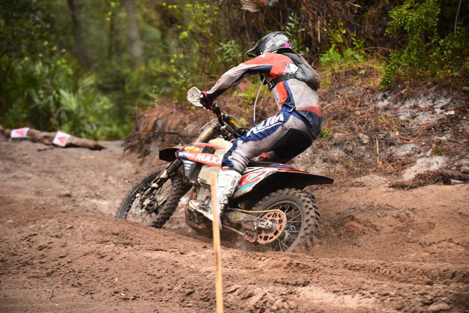Chris Bach - Wild Boar GNCC - Motocross Pictures - Vital MX