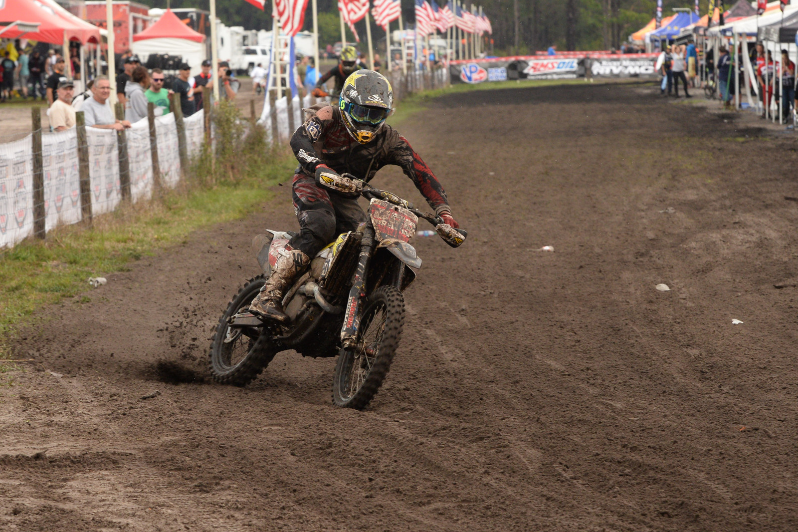 Thad Duvall - Wild Boar GNCC - Motocross Pictures - Vital MX