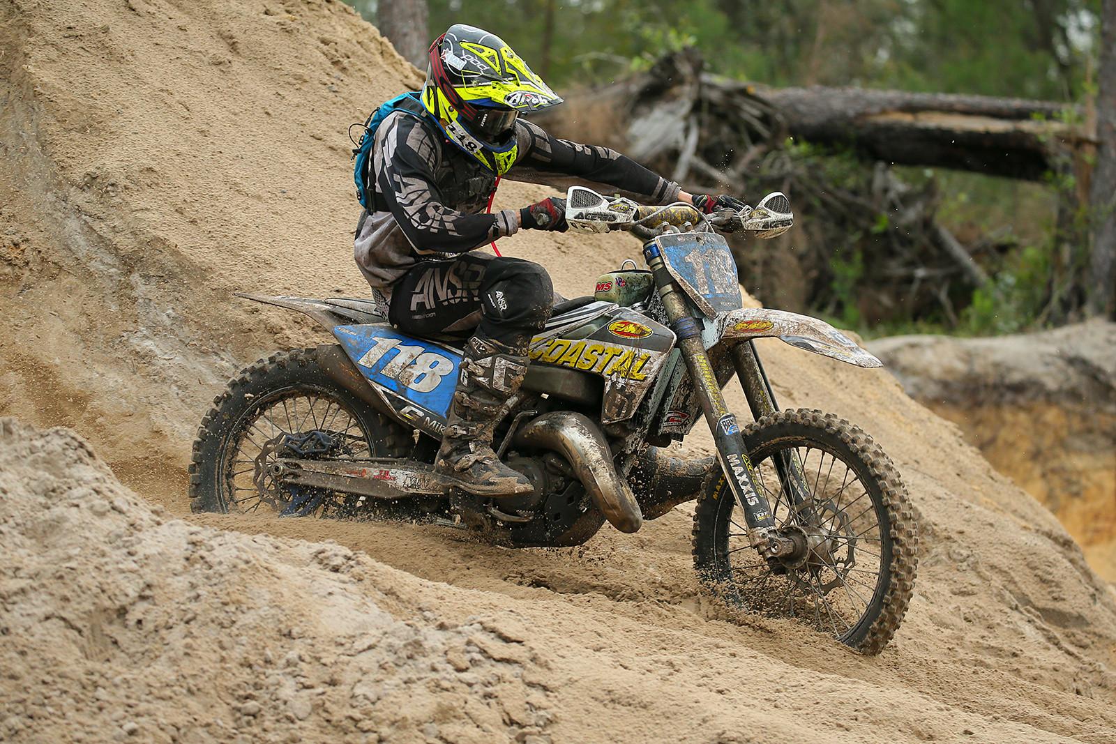 Jack Edmondson - Wild Boar GNCC - Motocross Pictures - Vital MX
