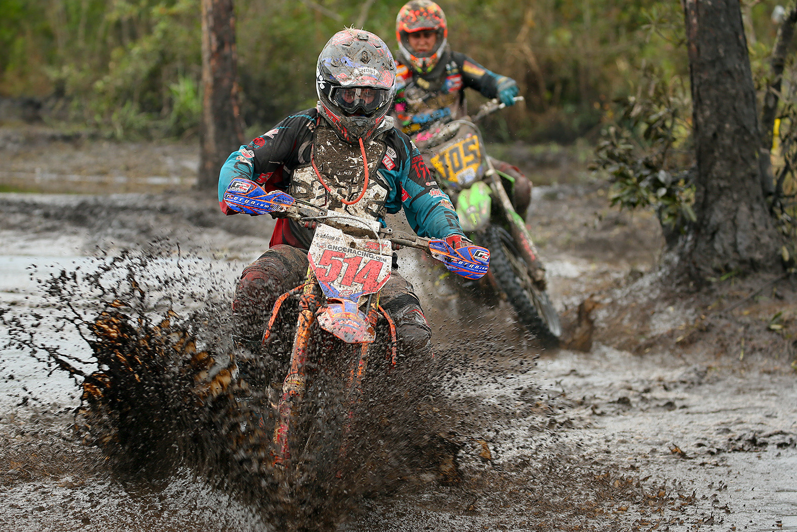 Steward Baylor - Wild Boar GNCC - Motocross Pictures - Vital MX