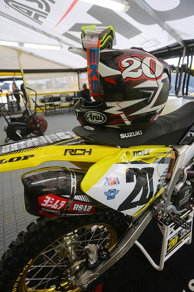 Broc Tickle - Vital MX Pit Bits: Indianapolis - Motocross Pictures - Vital MX