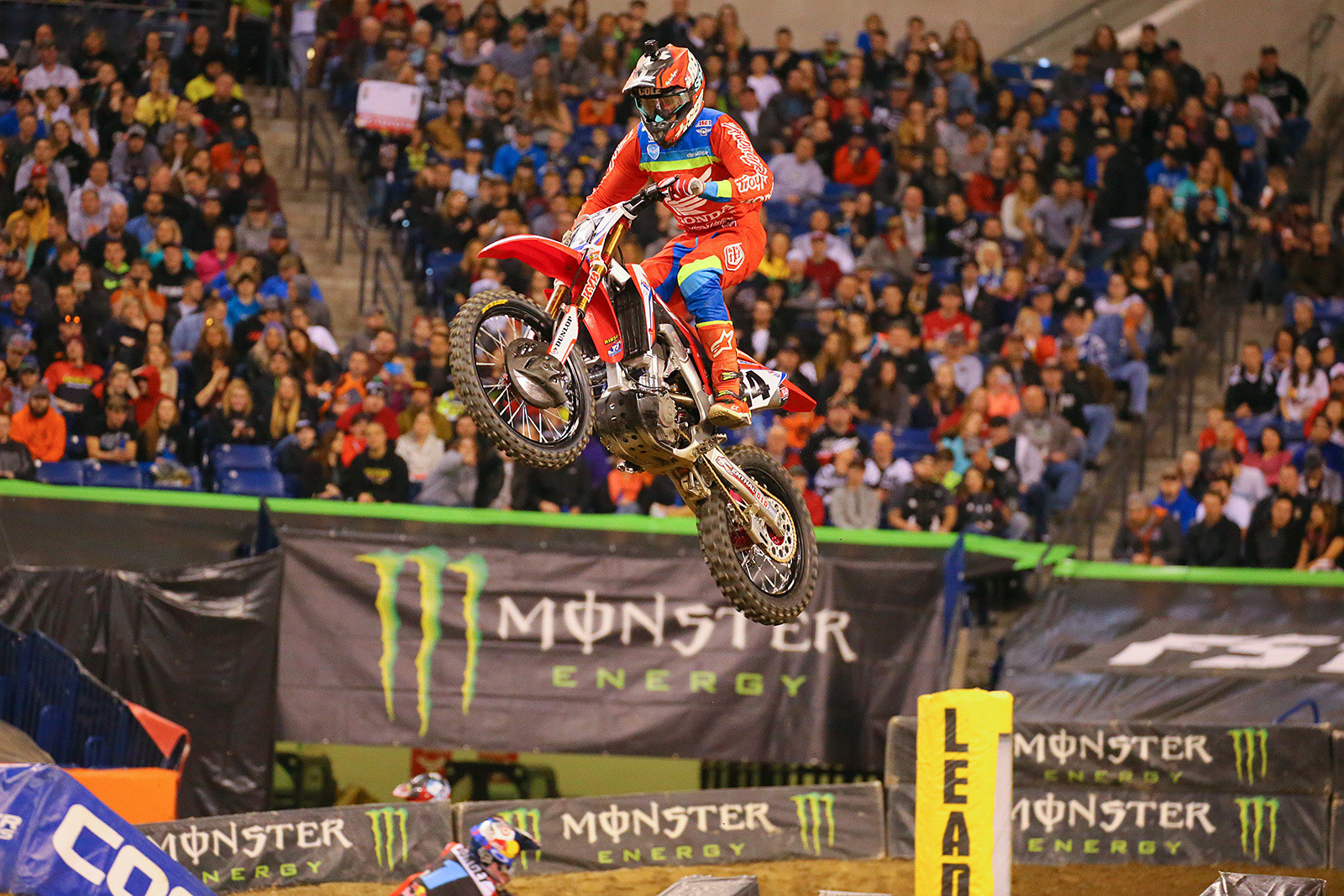 Cole Seely - Photo Blast: Indianapolis - Motocross Pictures - Vital MX