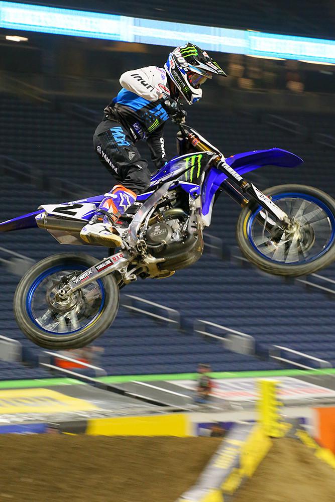 Cooper Webb - Pit Bits: Detroit - Motocross Pictures - Vital MX