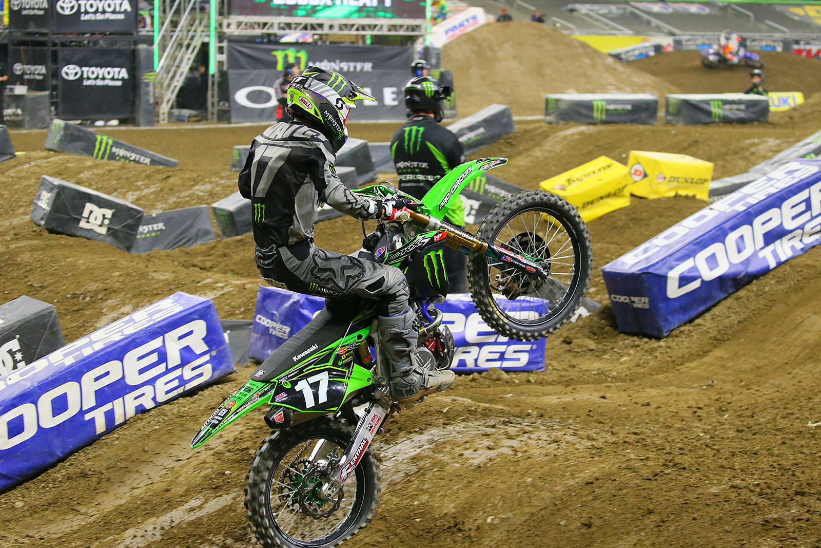 Joey Savatgy - Photo Blast: Detroit - Motocross Pictures - Vital MX