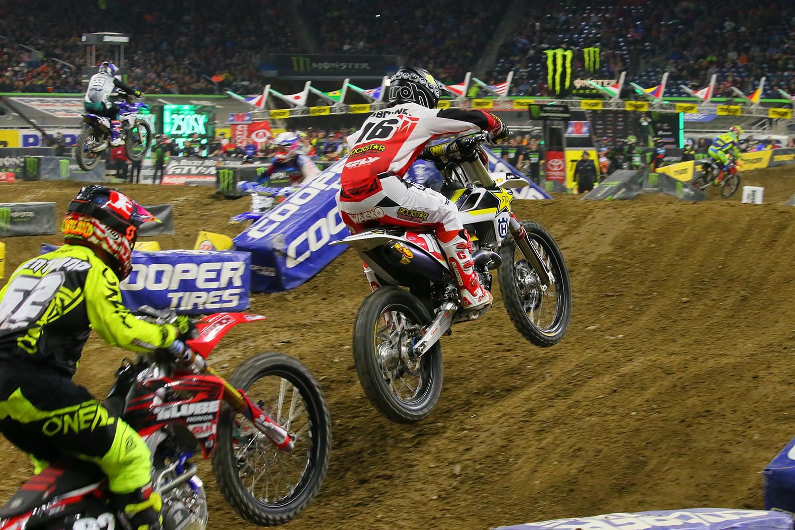 Zach Osborne - Photo Blast: Detroit - Motocross Pictures - Vital MX