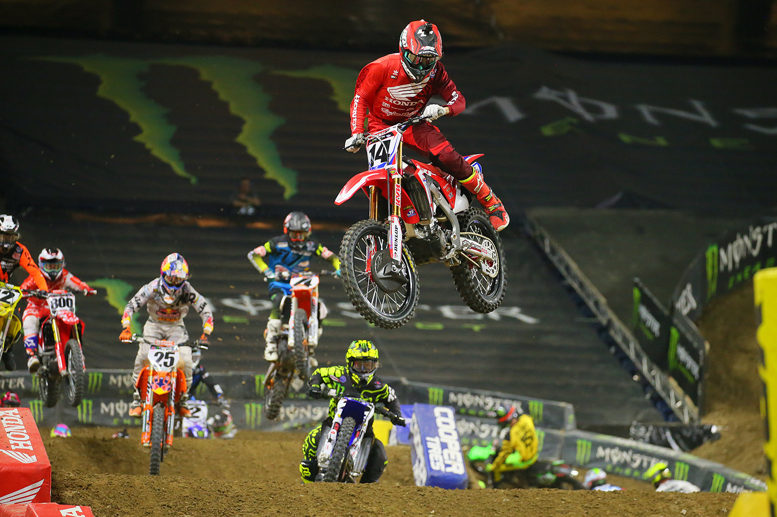 Cole Seely - Photo Blast: Detroit - Motocross Pictures - Vital MX