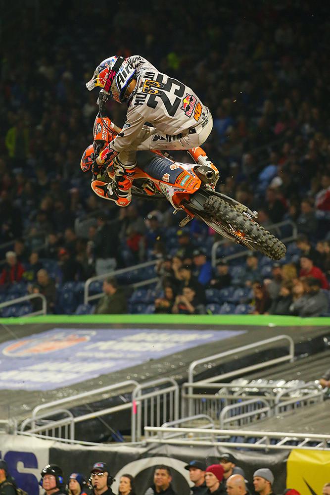 Marvin Musquin - Photo Blast: Detroit - Motocross Pictures - Vital MX