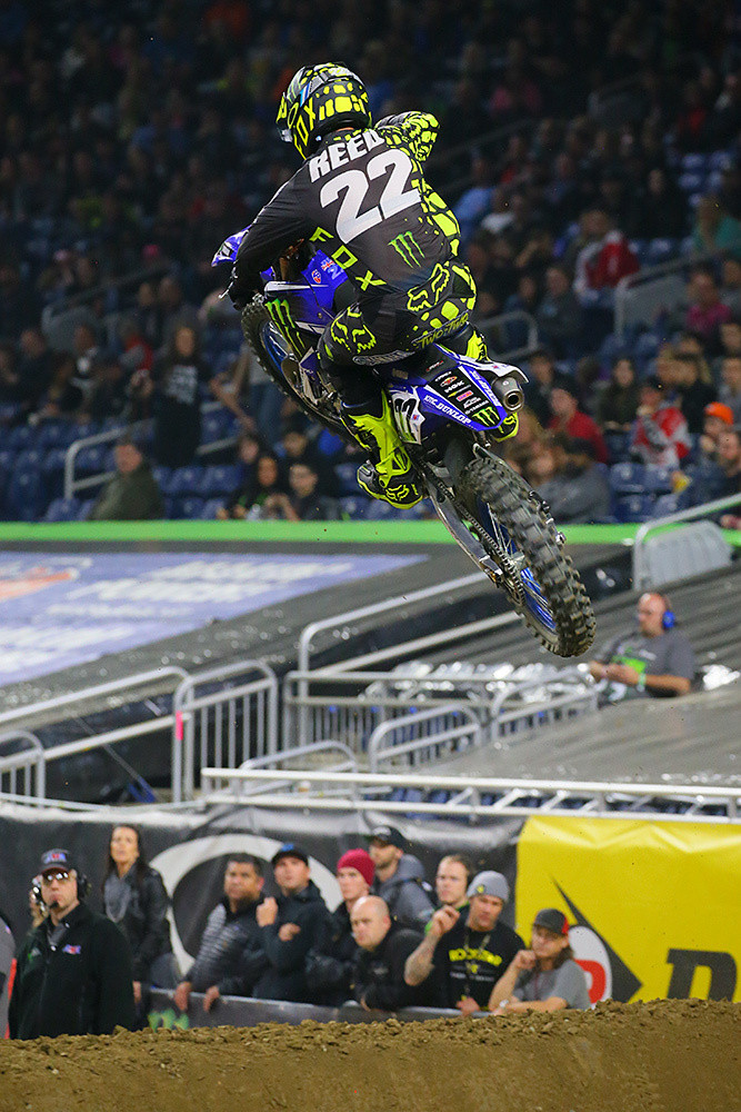 Chad Reed - Photo Blast: Detroit - Motocross Pictures - Vital MX