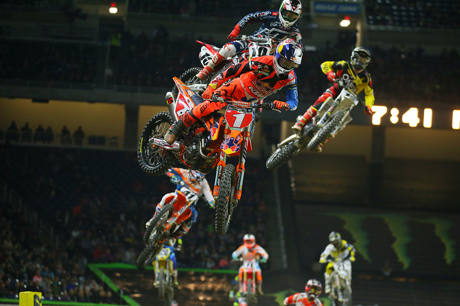 450 Heat Two - Photo Blast: Detroit - Motocross Pictures - Vital MX