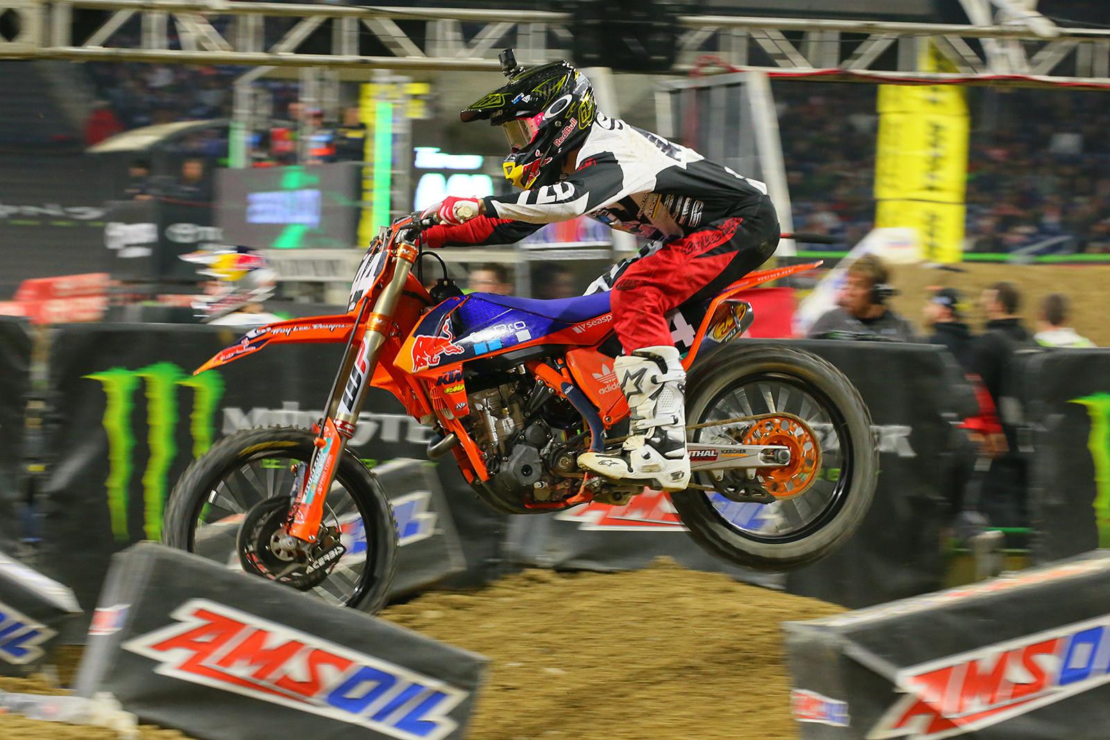 Jordon Smith - Photo Blast: Detroit - Motocross Pictures - Vital MX