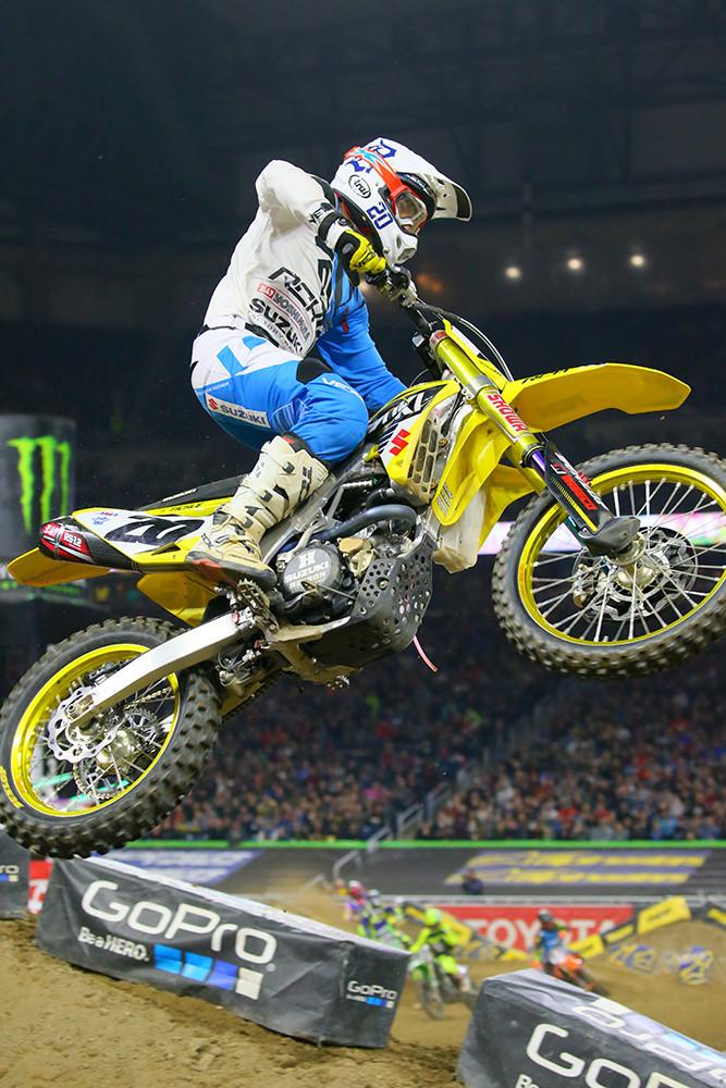 Broc Tickle - Photo Blast: Detroit - Motocross Pictures - Vital MX