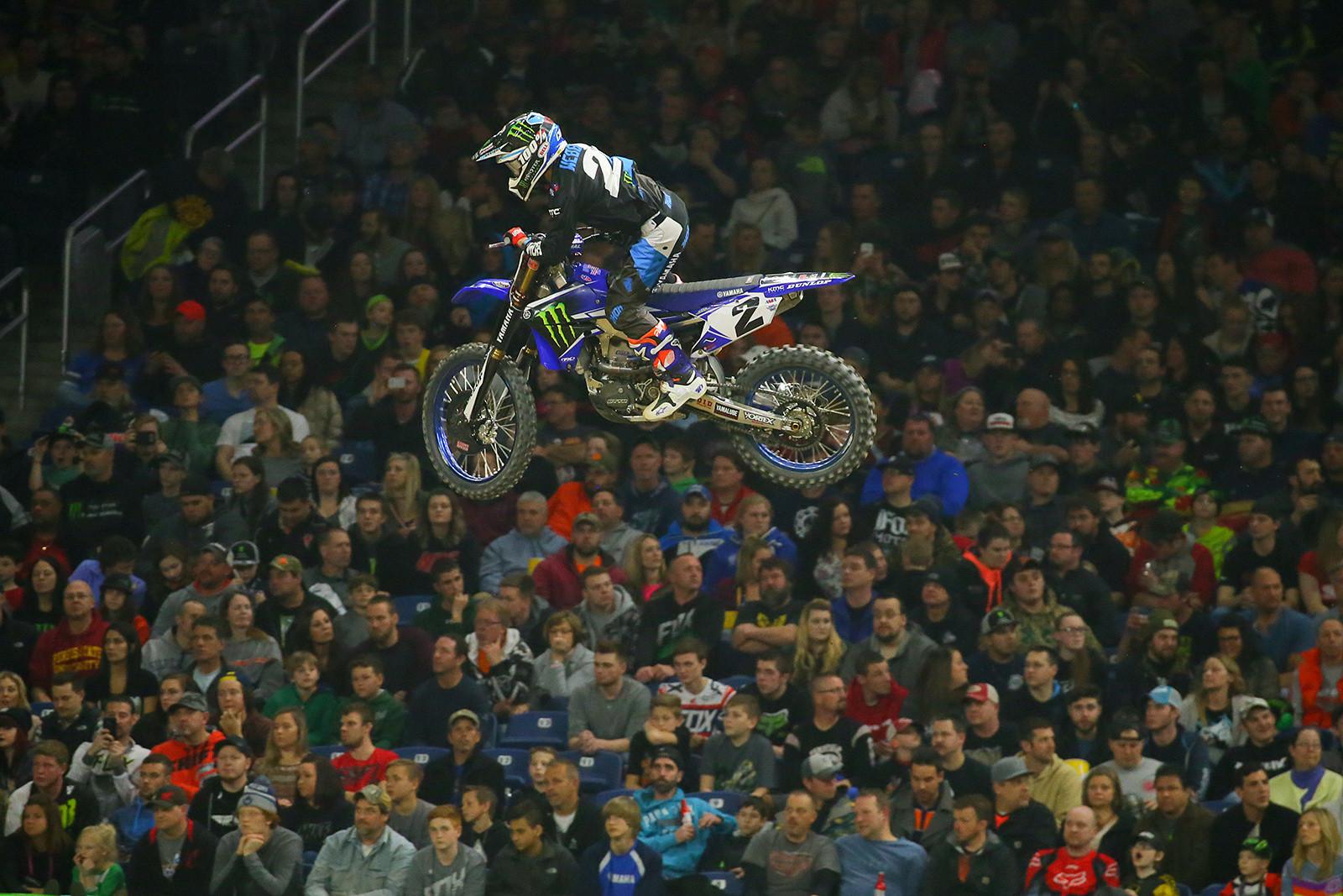 Cooper Webb - Photo Blast: Detroit - Motocross Pictures - Vital MX